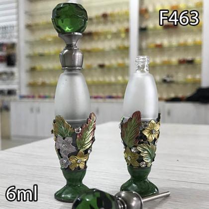 Флакон Масляный для разливных духов f463-6ml с кисточкой