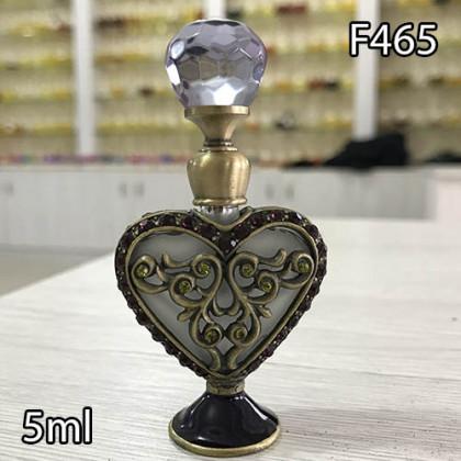 Флакон Масляный для разливных духов f465-5ml с кисточкой