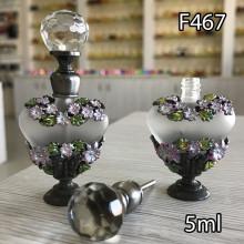 Флакон Масляный для разливных духов f467-5ml с кисточкой