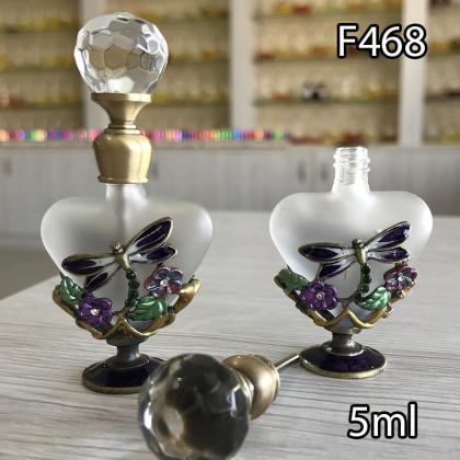 Флакон Масляный для разливных духов f468-5ml с кисточкой