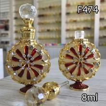 Флакон Масляный для разливных духов f474-8ml с кисточкой