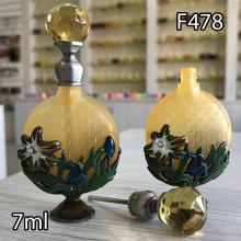 Флакон Масляный для разливных духов f478-7ml с кисточкой