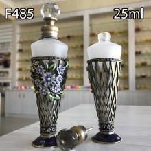 Флакон Масляный для разливных духов f485-25ml с кисточкой