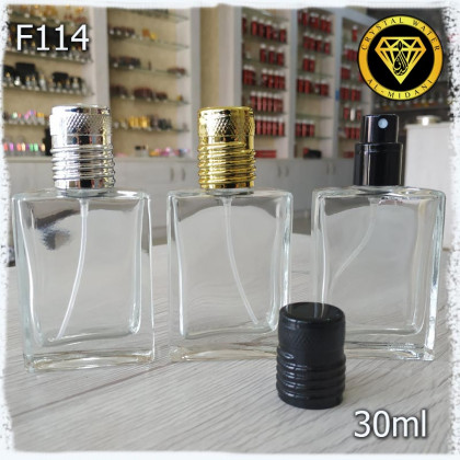 Флакон Парфюмерный для разливных духов f114-30ml