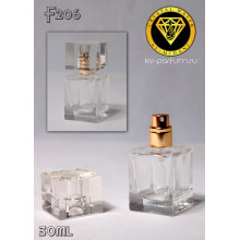 Флакон Парфюмерный для разливных духов f206-30ml Флакон стеклянный парфюмерный