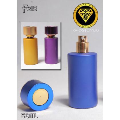 Флакон Парфюмерный для разливных духов f215-50ml Флакон стеклянный парфюмерный