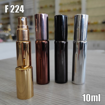 Флакон Парфюмерный для разливных духов F224-10ml Флакон стеклянный парфюмерный атомайзер