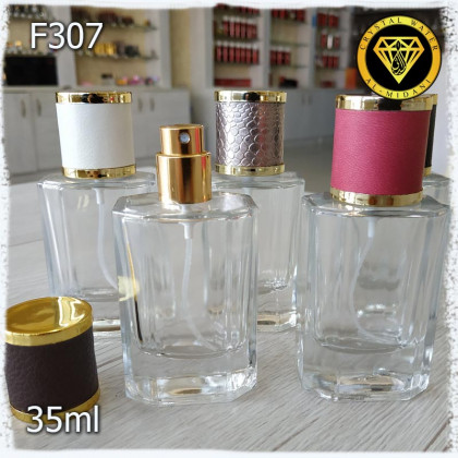 Флакон Парфюмерный для разливных духов F307-35ml Флакон парфюмерный спреевый