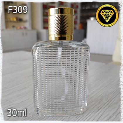 Флакон Парфюмерный для разливных духов F309-30ml Флакон парфюмерный стеклянный