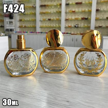Флакон Парфюмерный для разливных духов f424-30ml Спрей стекло