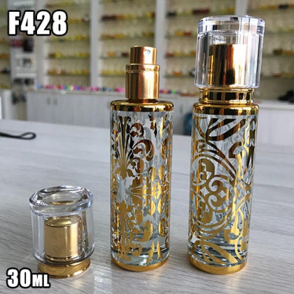 Флакон Парфюмерный для разливных духов f428-30ml Флакон с распылителем