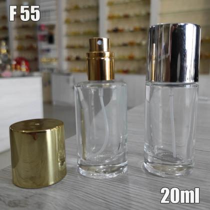 Флакон Парфюмерный для разливных духов f55-20ml