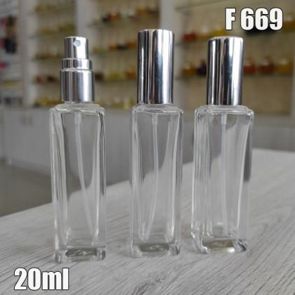 Флакон Парфюмерный для разливных духов f669-20ml
