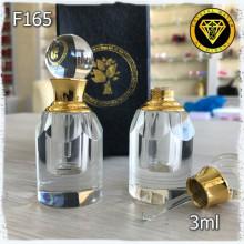 Флакон Масляный для разливных духов f165-3ml Флакон Хрустальный парфюмерный