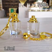 Флакон Масляный для разливных духов f600-1.5ml с кисточкой