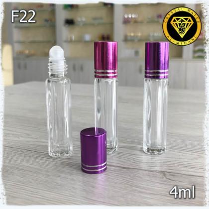 Флакон Масляный для разливных духов f22-4ml