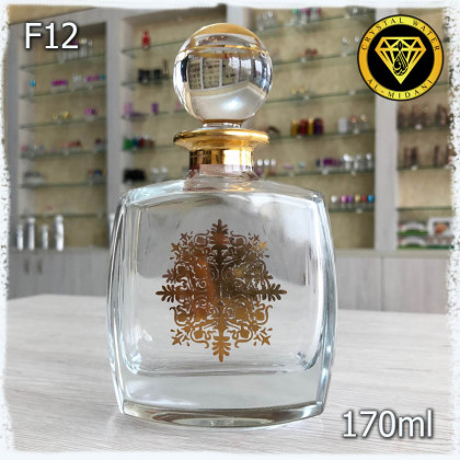 Графин для разливных духов f2-170ml