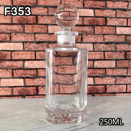 Графин для разливных духов f353-250ml