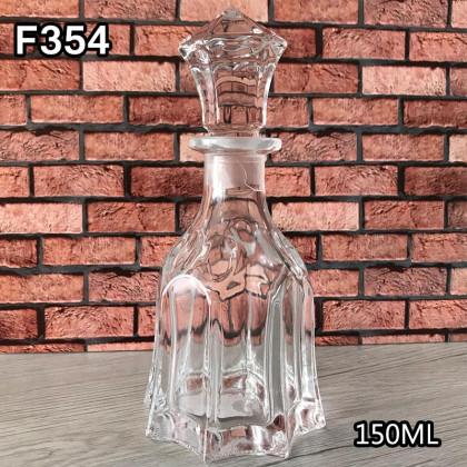 Графин для разливных духов f354-150ml