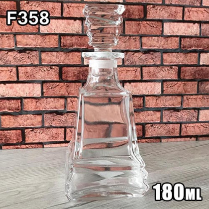 Графин для разливных духов f358-180ml