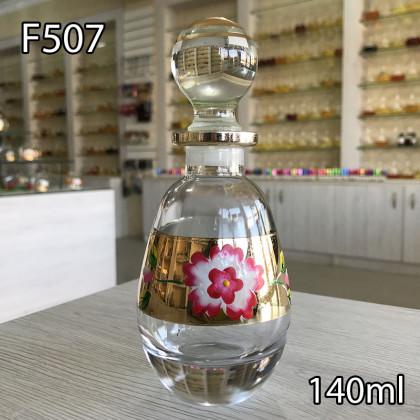 Графин для разливных духов f507-140ml