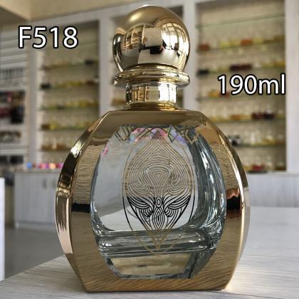 Графин для разливных духов f518-190ml