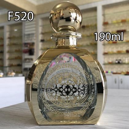 Графин для разливных духов f520-190ml