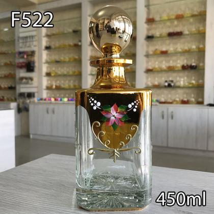 Графин для разливных духов f522-450ml