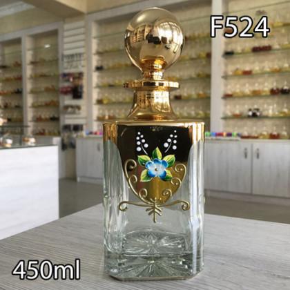 Графин для разливных духов f524-450ml