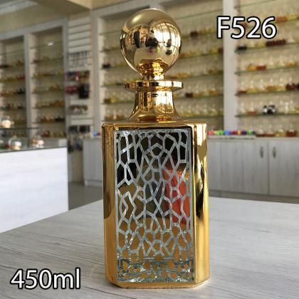 Графин для разливных духов f526-450ml
