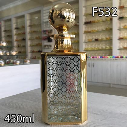 Графин для разливных духов f532-450ml
