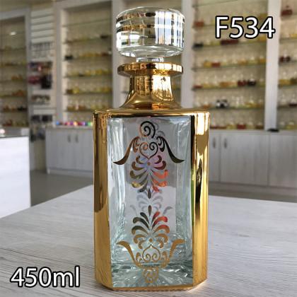 Графин для разливных духов f534-450ml