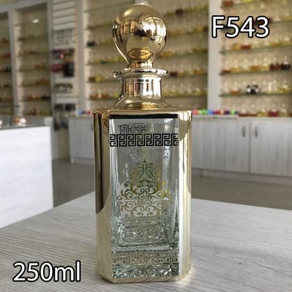 Графин для разливных духов f543-250ml
