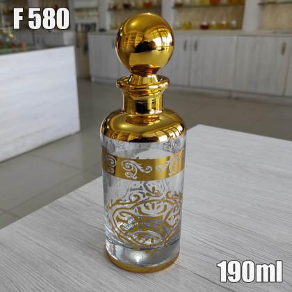 Графин для разливных духов f580-190ml