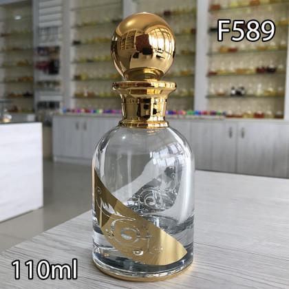 Графин для разливных духов f589-110ml
