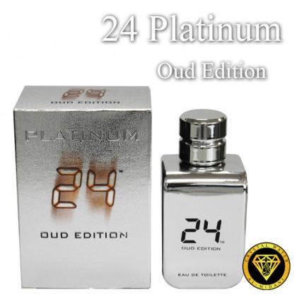 Масляные духи для разливных духов [1013] 24 Platinum Oud Edition