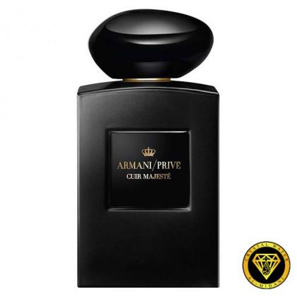 Масляные духи для разливных духов [459] Giorgio Armani Armani Prive Cuir Majeste (TOP)