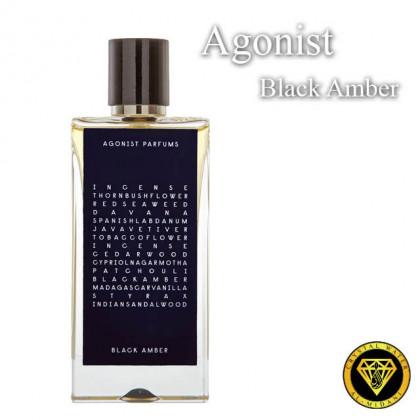 Масляные духи для разливных духов [472] Agonist Blask Amber