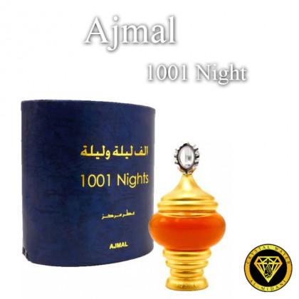 Масляные духи для разливных духов [257] Ajmal 1001 night (TOP)