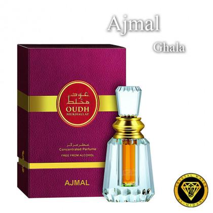 Масляные духи для разливных духов [406] Ajmal Oud (TOP)