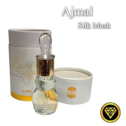Масляные духи для разливных духов [959] Ajmal Silk Musk