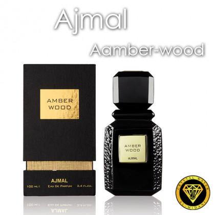 Масляные духи для разливных духов [568] Ajmal Amber Wood (TOP)