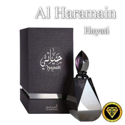 Масляные духи для разливных духов [958] Al haramain Hayati