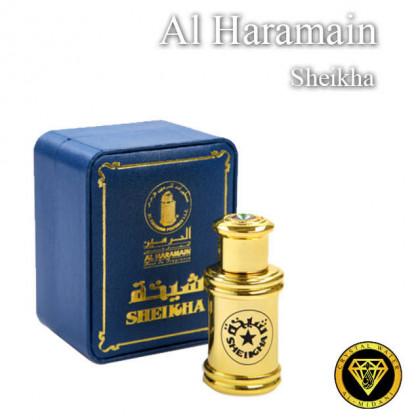 Масляные духи для разливных духов [300] Al HaramainSheikha