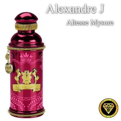 Масляные духи для разливных духов [1057] Alexandre J Altesse Mysore