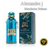 [1071] Alexandre j Mandarine Sultane (TOP)