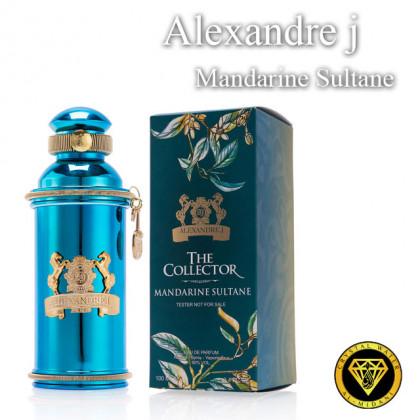Масляные духи для разливных духов [1071] Alexandre j Mandarine Sultane (TOP)
