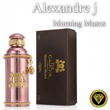 Масляные духи для разливных духов [1026] Alexandre J morning musk