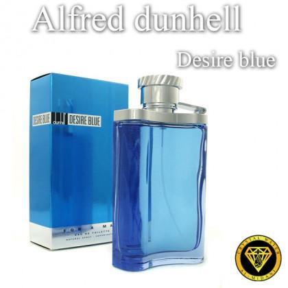 Масляные духи для разливных духов [986] Alfred dunhell Desire blue