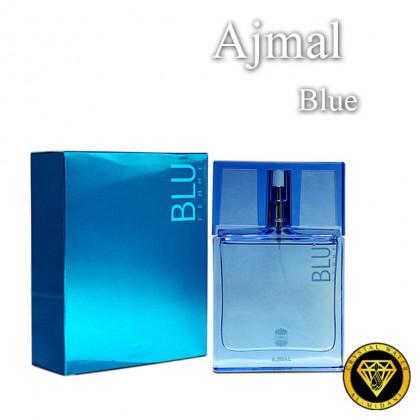 Масляные духи для разливных духов [414] Ajlmal Blue (TOP)